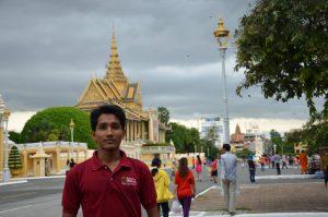 Kosal in Phnom Penh