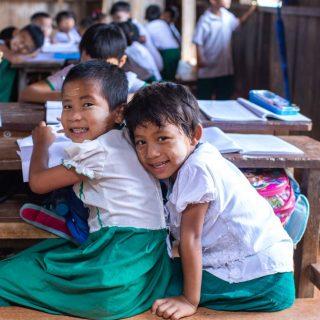 how child sponsorship works at children of the mekong