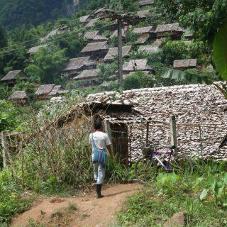 refugee camps in Northwest Thailand