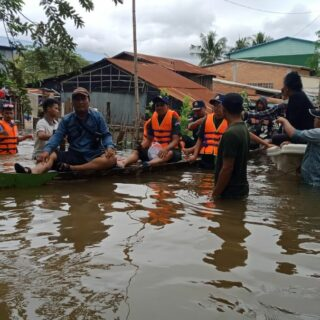 floods in Cambodia