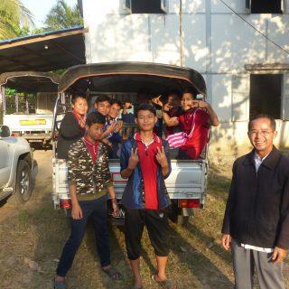 Boys Myanmar