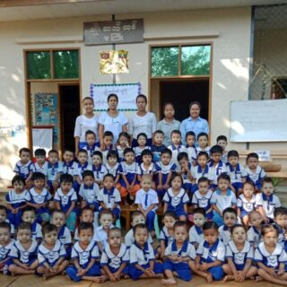 Montessori Kindergartens in Myanmar