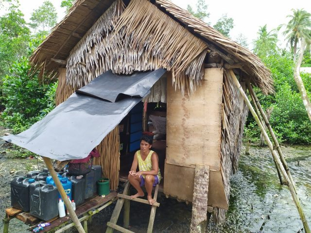 Samar, Philippines - The island of a thousand typhoons, The majority of the inhabitants of Samar Island are farmers or fishermen.