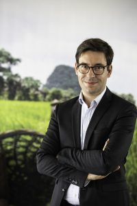 Guillaume d'Aboville, Director of Children of the Mekong