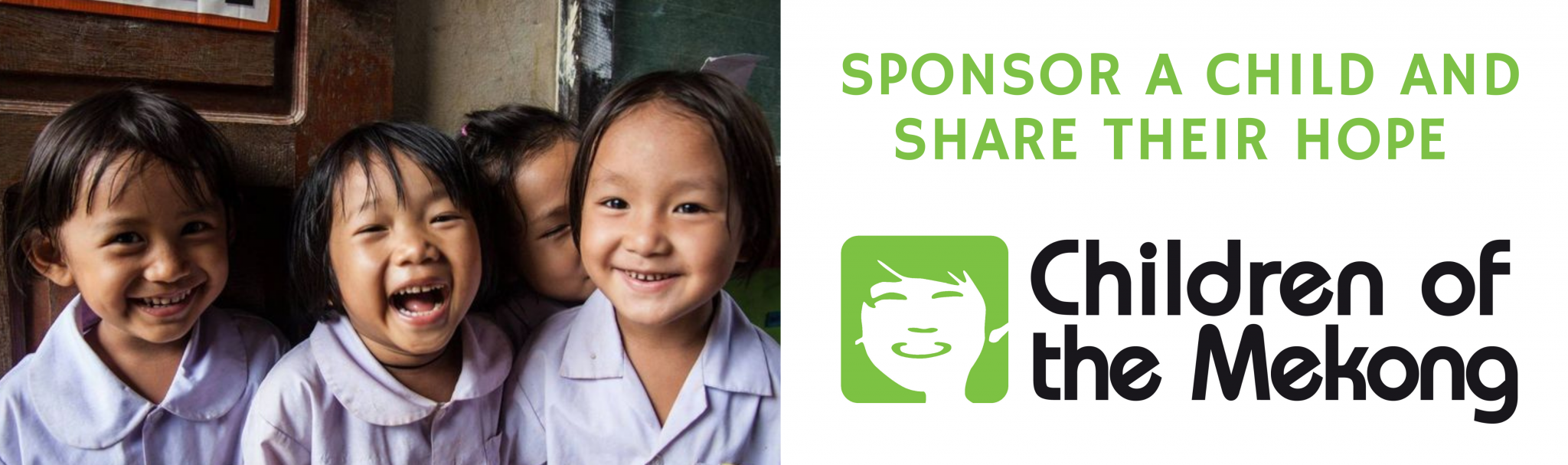 Sponsor a child and share their hope