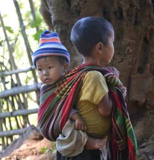 Chin region children