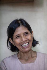 portrait of mam'percy, smiling, manila, Philippines